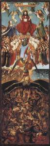 The Last Judgement Van Eyk 1420-2